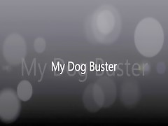 My dog buster