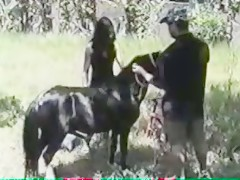 La chica de campo