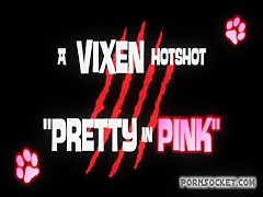 artofzoo Pretty in pink Vixen