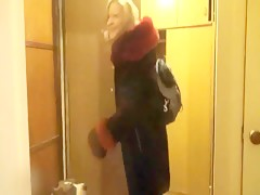 Preciosa chica de Russian Team